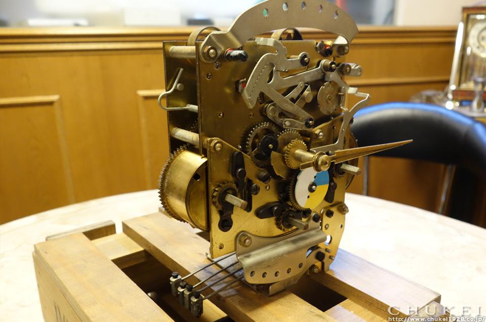 愛知時計ウエストミンスター機械部