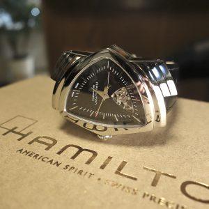 ハミルトン ベンチュラオープンハートH24515732
