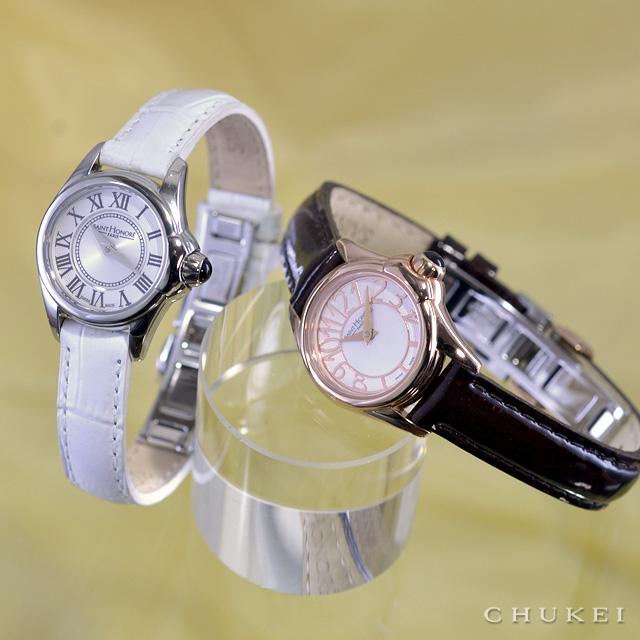 ミニマムサイズの腕時計、サントノーレ コロッセオ