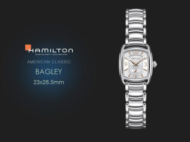ハミルトン バグリー SSブレス仕様 H12351155