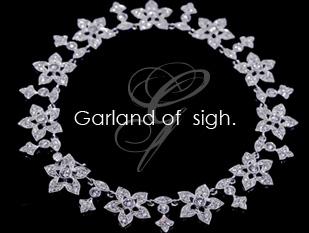 Garland of sigh BY CHUKEI