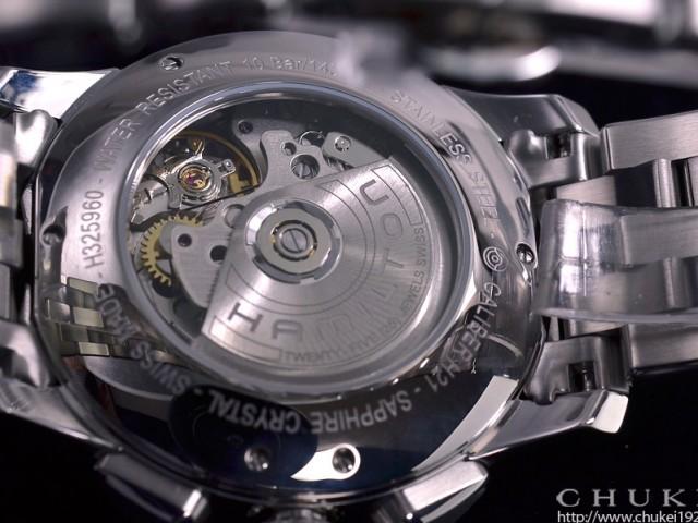 ジャズマスターオートクロノH32596131 H-21
