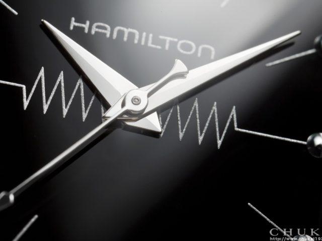 ハミルトン ベンチュラ h24411732ダイヤル