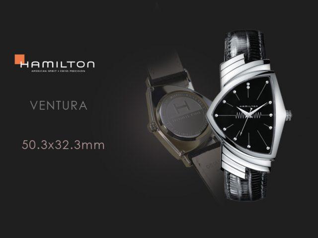 ハミルトン ベンチュラ H24411732