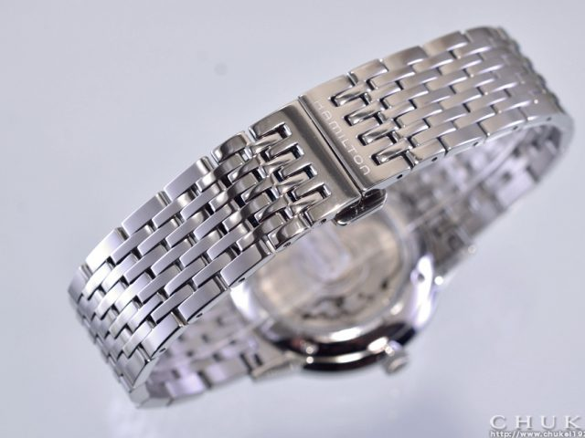 ハミルトン イントラマティック H38455151 ブレス