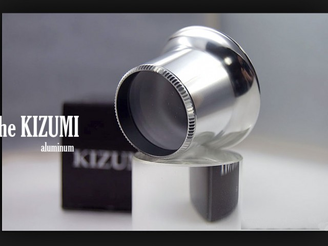 KOU-12 アルミ製削りだしキズミ『THE KIZUMI』