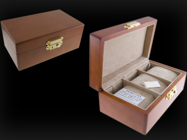 腕時計3本収納ボックスRef-452(3)