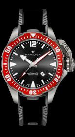 Khaki Navy Open Water Titunium カーキ ネイビー オープン ウォーター チタニウム Ref:H77805335