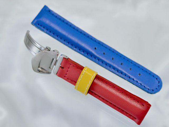 TYPEアランカーフトリコローリー20(19)mm レギュラーサイズ+フォルディンバックルAセット