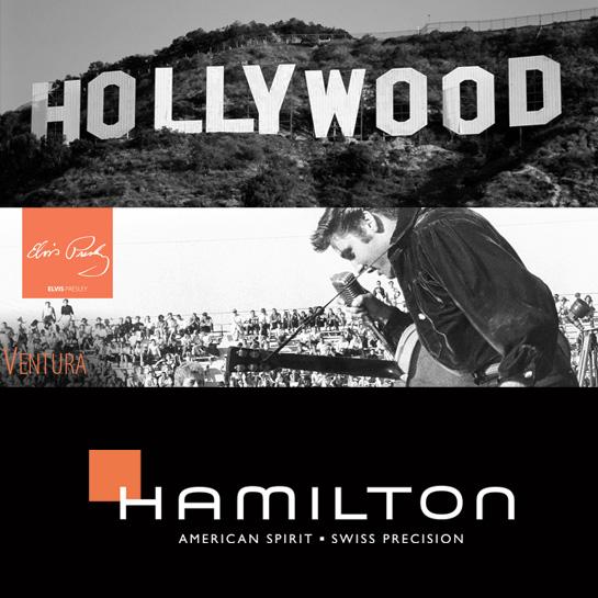 ハミルトンとハリウッド