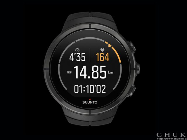 SUUNTO SPARTAN URTRA ALL BLACK TITAN
