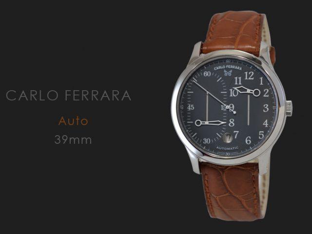 カルロ・フェラーラ  レギュレター CF100 グレー