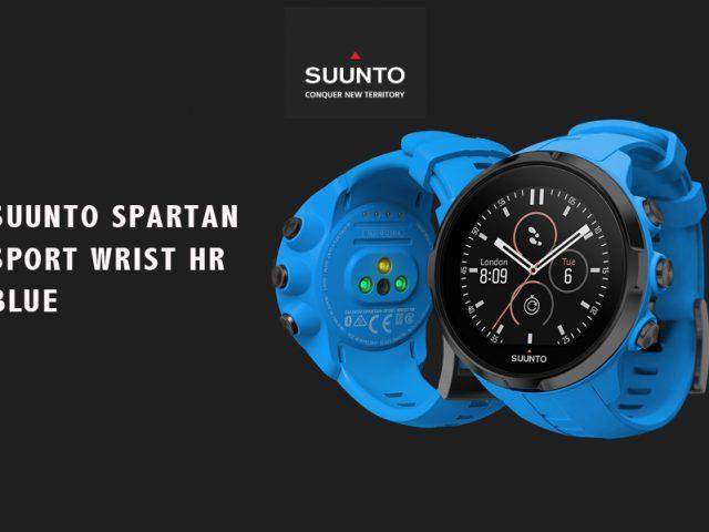 スント スパルタン スポーツ リストHR ブルーSS022663000