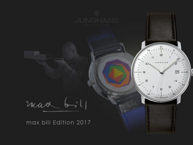 ユンハンス マックスビル Edition 2017  041 4762 00