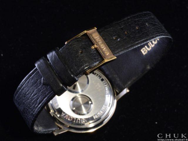 ブロバーアキュートロン1964スペースビュー 尾錠