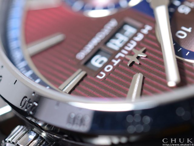ハミルトン ブロードウエイ オートクロノ H43516171 ダイヤルアップ