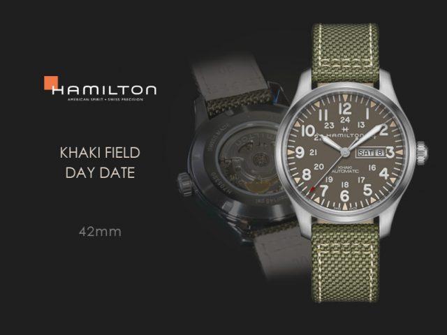 ハミルトン カーキフィールド ディディト  H70535081