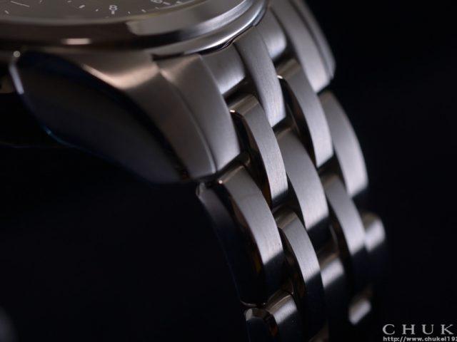 ジャズマスター オート クロノ H32586181 ブレスレットアップ