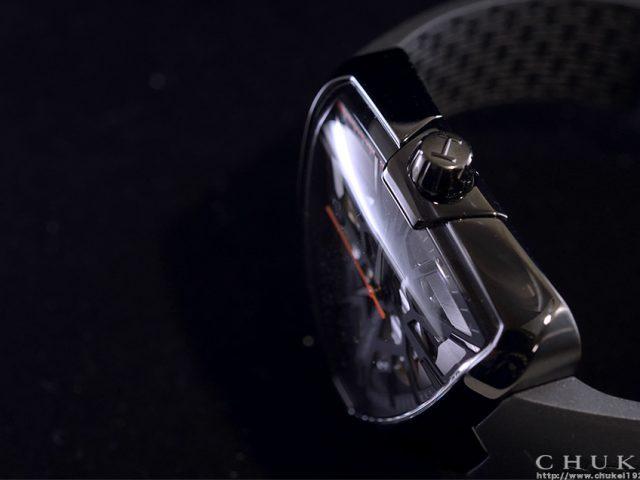 ハミルトン ベンチュラスケルトン 限定モデル H24595331 横 リューズ